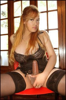 Angela, Travesti en Madrid