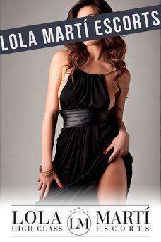 Lola Martí, Agenzia a Barcellona