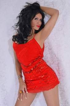 Cecilia Hot, Travesti en Barcelona
