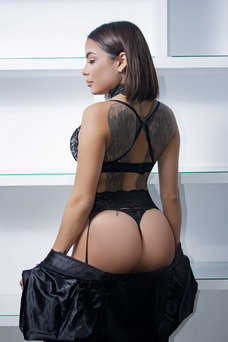 Daniela Fox, Escort en Madrid