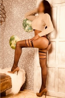 Ebony, Escort en Madrid