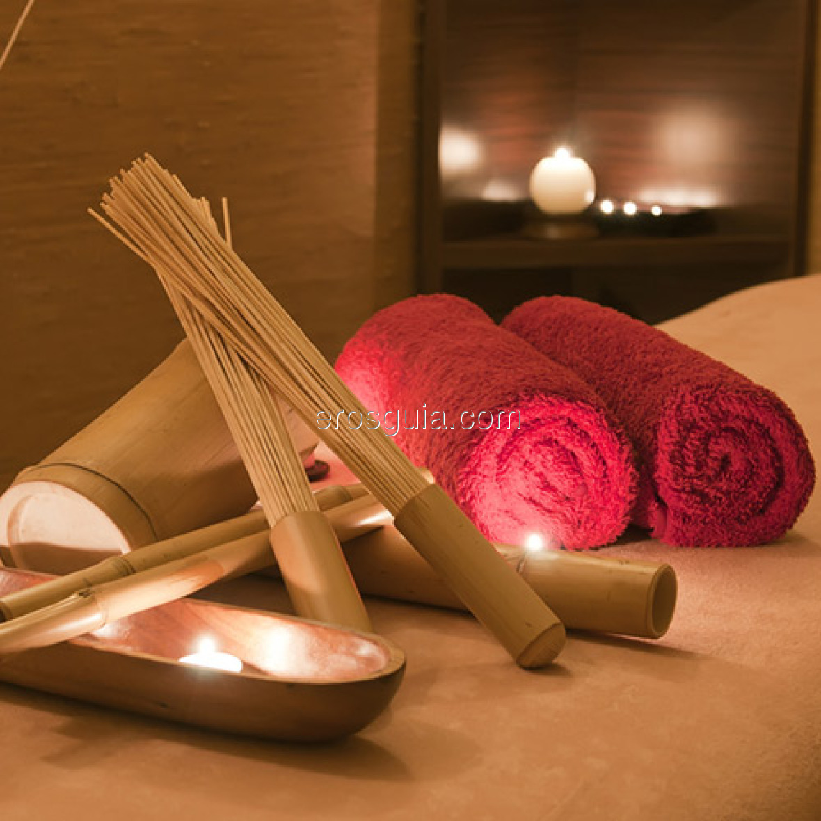 Massage: interactive, tantra, sensitive, relaxing, energizing, sports or a...