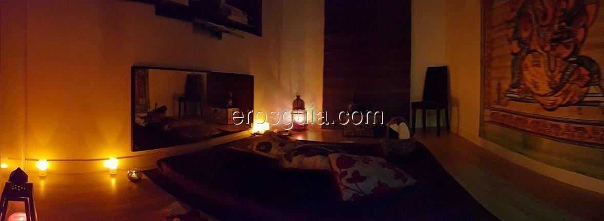 ¡Bienvenidos al centro de masajes orientales más sensitivos y eróticos!...