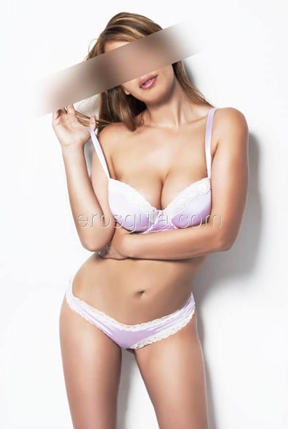 Hola soy Davinia, una escort de lujo muy sensual