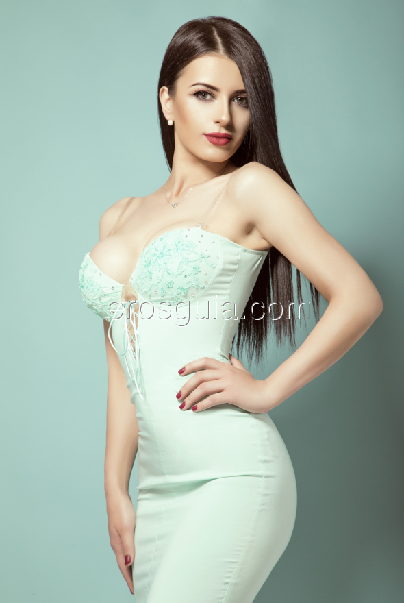 Hola, me llamo María y soy una escort de lujo independiente en Barcelona