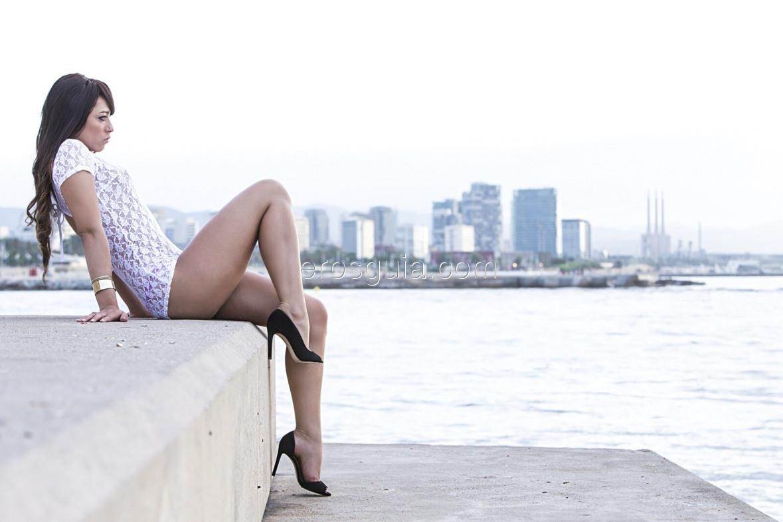 Bianca Castro, Escort en Barcelona - EROSGUIA