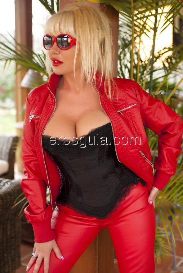 ¡Hola! Soy Bárbara, una mujer muy sensual y con mucho carisma