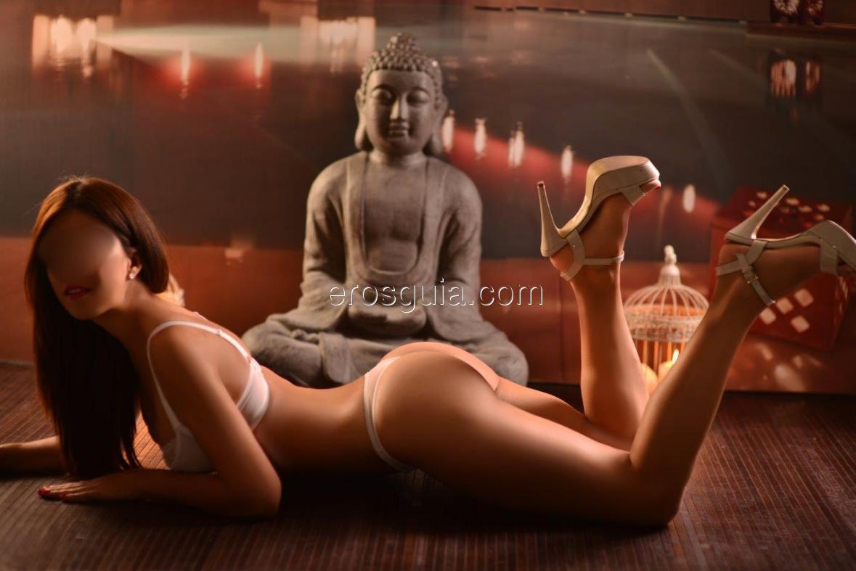 Conmigo podrás disfrutar de un gran abanico de masajes bien relajantes...