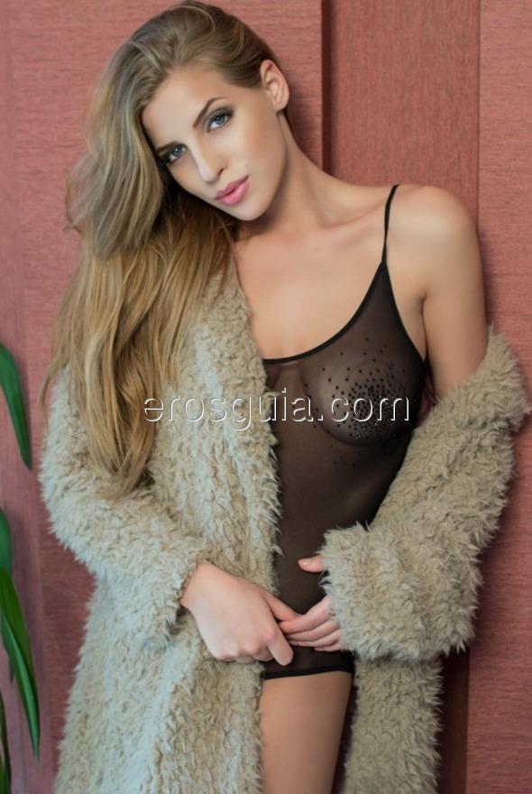 Me llamo Daniela y soy una joven escort española me gusta disfrutar mucho...
