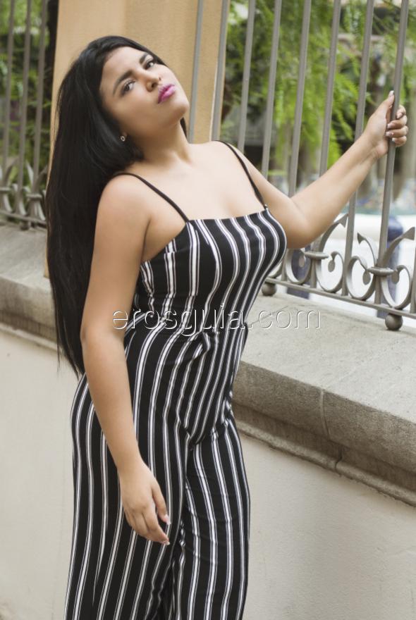 Soy una verdadera belleza de Venezuela, una escort guapa, dueña de unas...