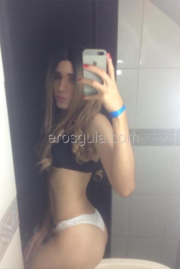 Valeria Niñata, Escort en Madrid - EROSGUIA