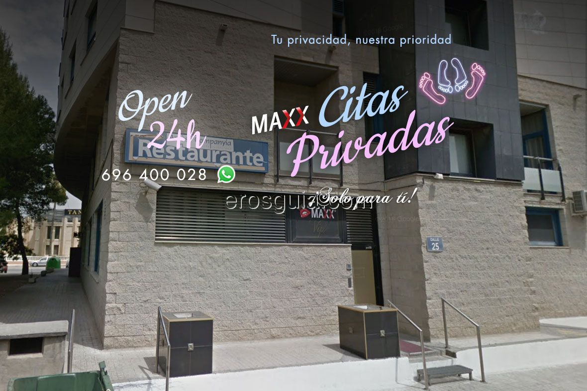 Maxx Citas Privadas, Escort en Valencia - EROSGUIA