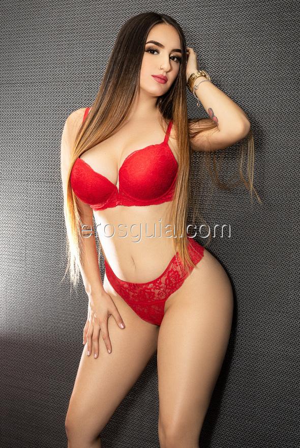 No pierdas la oportunidad de conocer a esta preciosa escort venezolana